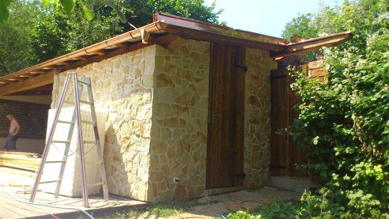 Kreativer Holzbau, Dachkonstruktion in Wien