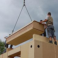 materialien f r ausbauarbeiten easy putz auf osb platten. Black Bedroom Furniture Sets. Home Design Ideas